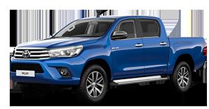 Toyota Hilux - Concessionario Toyota a Trapani