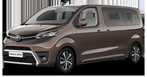 Toyota Proace Verso - Concessionario Toyota a Trapani