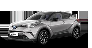 Toyota C-HR - Concessionario Toyota a Trapani