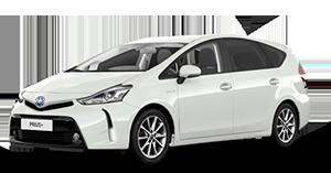 Toyota Prius+ - Concessionario Toyota a Trapani