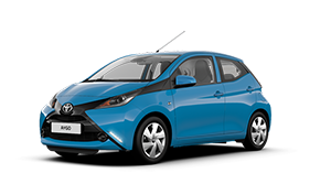 Toyota AYGO - Concessionario Toyota a Trapani
