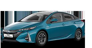 Toyota Nuova Prius Plug-in - Concessionario Toyota a Trapani