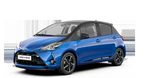 Toyota Yaris - Concessionario Toyota a Trapani