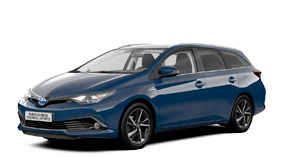 Toyota Auris Touring Sports - Concessionario Toyota a Trapani