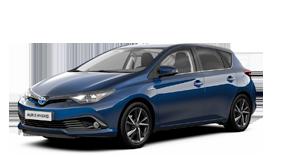 Toyota Auris - Concessionario Toyota a Trapani